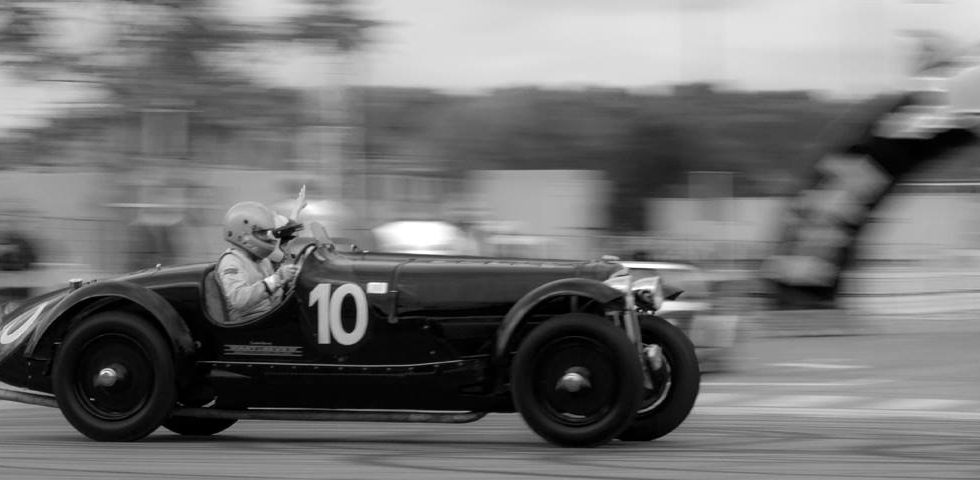 Vintage race care